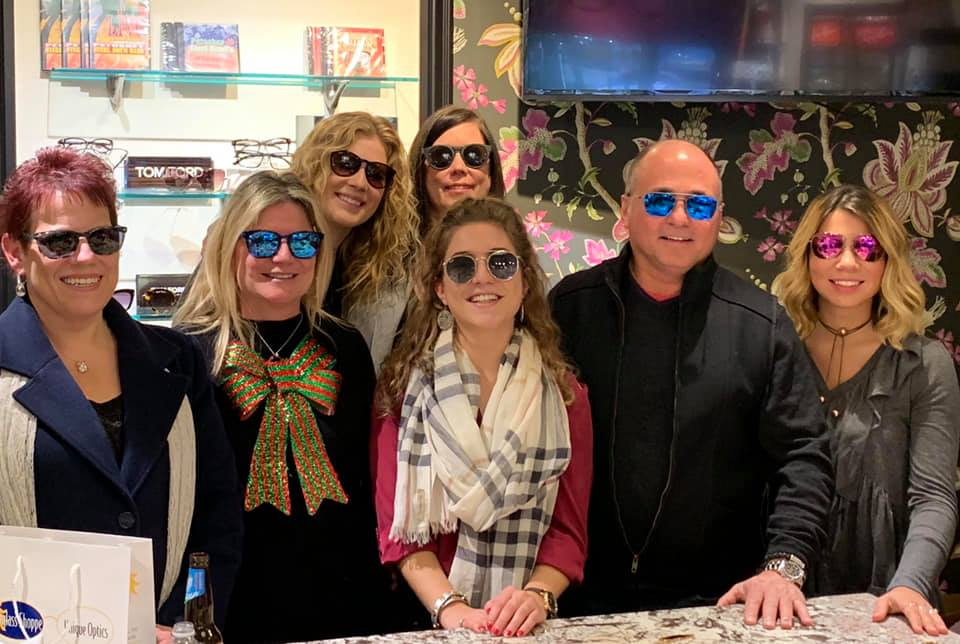 The Sunglass Shoppe and unique optics in downtown Petoskey, Charlevoix, and Traverse City, Michigan. Offering office parties, corporate gifts for employees, gift certificates and more.