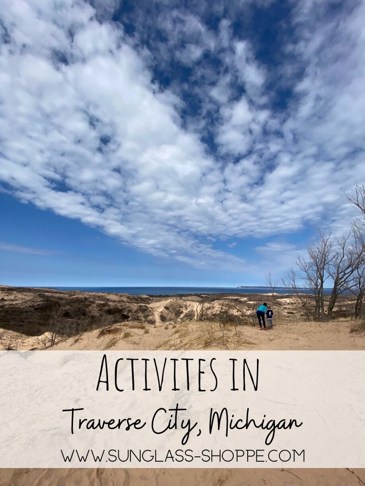 Traverse City is one of Northern Michigan's larger cities with a small town vibe. Have fun with these activities in Traverse City in the Summer.