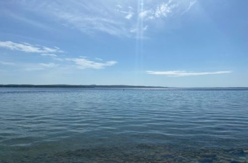 Charlevoix in the Summer from The Sunglass Shoppe in Petoskey, MI