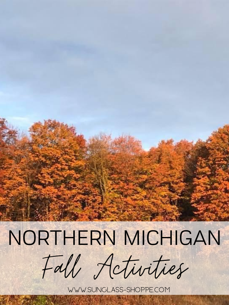 It's now September, the weather is cool off, and that means you need some Northern Michigan Fall Activities to enjoy!