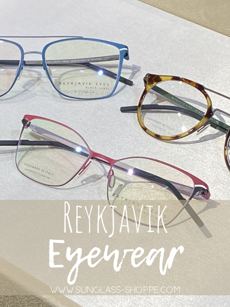 Why choose Reykjavik eyewear?  If you're looking for comfort, strength, and style, Reykjavik is a great selection. Reykjavik Black Label frames are made from the highest quality titanium and are available in a wide range of shapes for men and women.