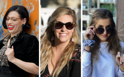 READY- Hairstyles to Wear with Glasses