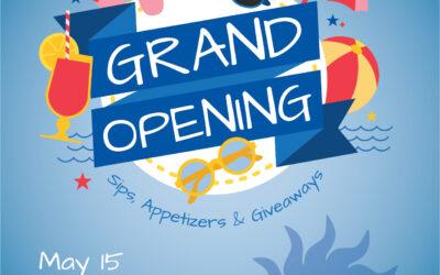 Saugatuck Grand Opening