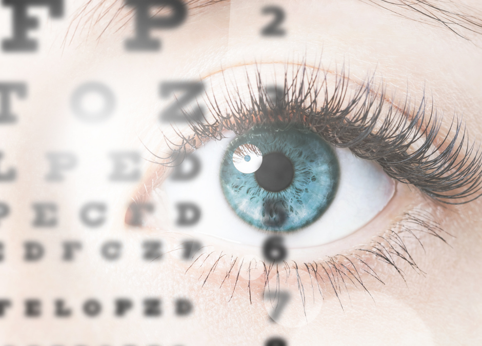 4 Reasons Why Your Vision is Changing That Aren't Because of Aging